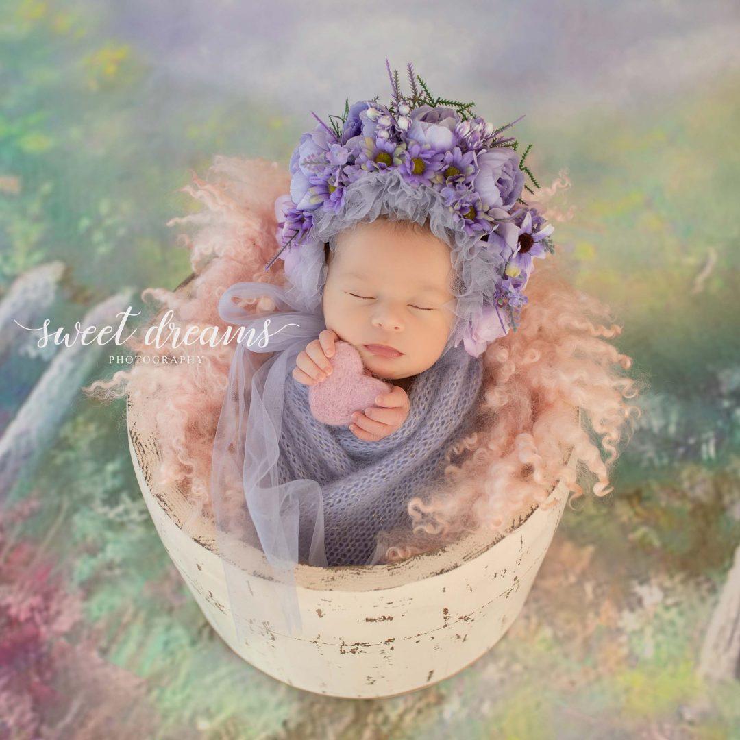 Bebek Fotoğraf Çekimi