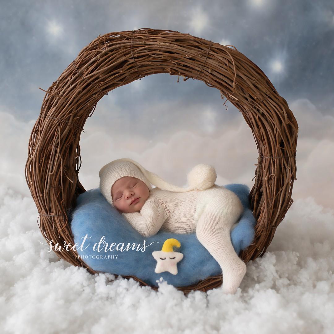 yenidoğan bebek fotoğraf çekimi